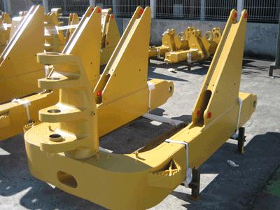 Soudure de Châssis pour tracteur / Tractor chassis welding