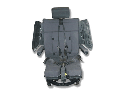 Siège blindé / Armored seat