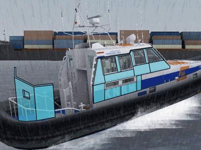 Panneaux de protection balistique pour navires / Vessels' ballistic protection panels