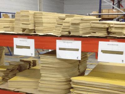 Kits en aramide Kevlar ® / Kevlar ® aramid kits