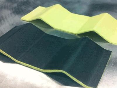 Liner Kevlar® moulé / Molded Kevlar® liner